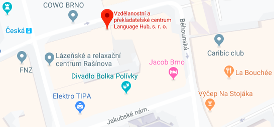 Language Hub on Google