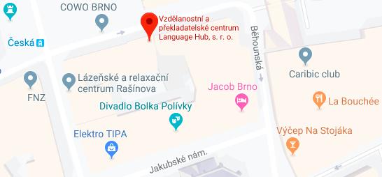 Language Hub on Google